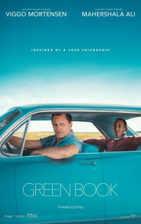 cartelera de cines de Elche - GREEN BOOK