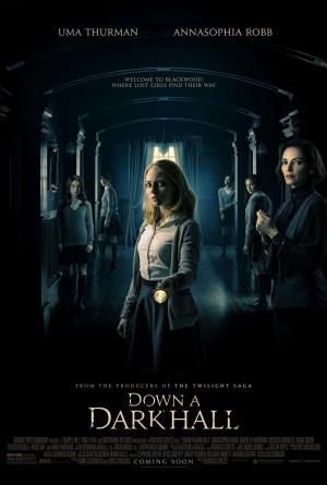 cartelera de cines de Elche - BLACKWOOD