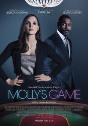 cartelera de cines de Elche - MOLLY'S GAME