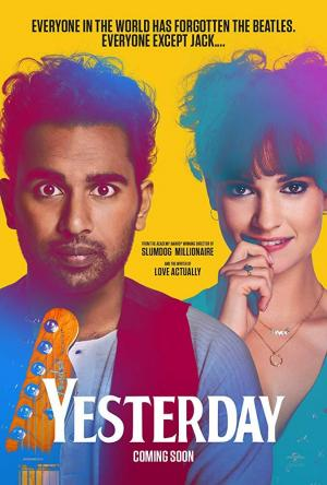 cartelera de cines de Elche - YESTERDAY