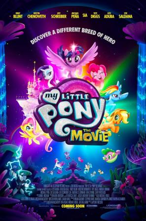 cartelera de cines de Elche - MY LITTLE PONY:LA PELICULA