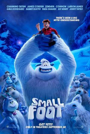 cartelera de cines de Elche - SMALLFOOT