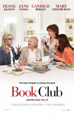 cartelera de cines de Elche - BOOK CLUB