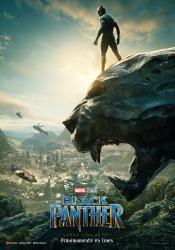 cartelera de cines de Elche - BLACK PANTHER