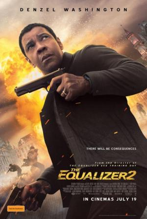 cartelera de cines de Elche - THE EQUALIZER 2