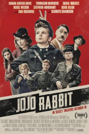 cartelera de cines de Elche - JOJO RABBIT