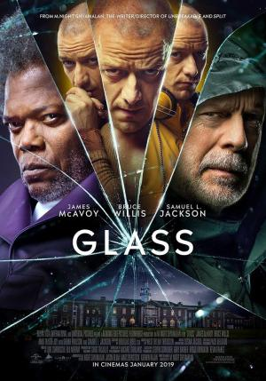 cartelera de cines de Elche - GLASS (CRISTAL)