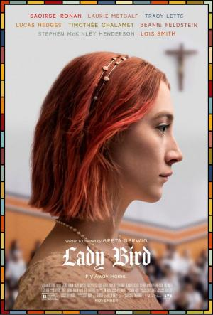 cartelera de cines de Elche - LADY BIRD