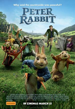 cartelera de cines de Elche - PETER RABBIT