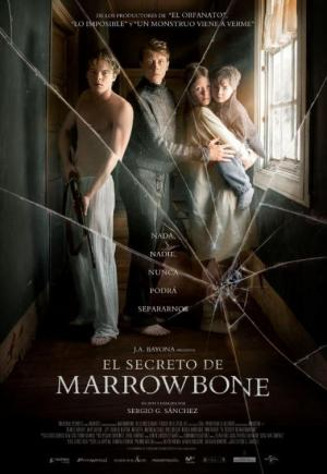cartelera de cines de Elche - EL SECRETO DE MARROWBONE