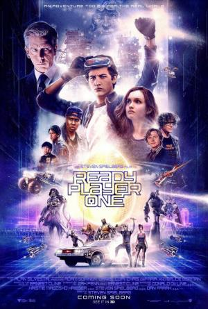 cartelera de cines de Elche - READY PLAYER ONE