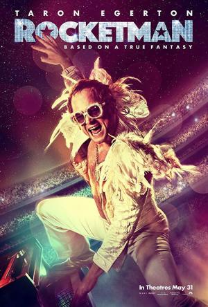 cartelera de cines de Elche - ROCKETMAN